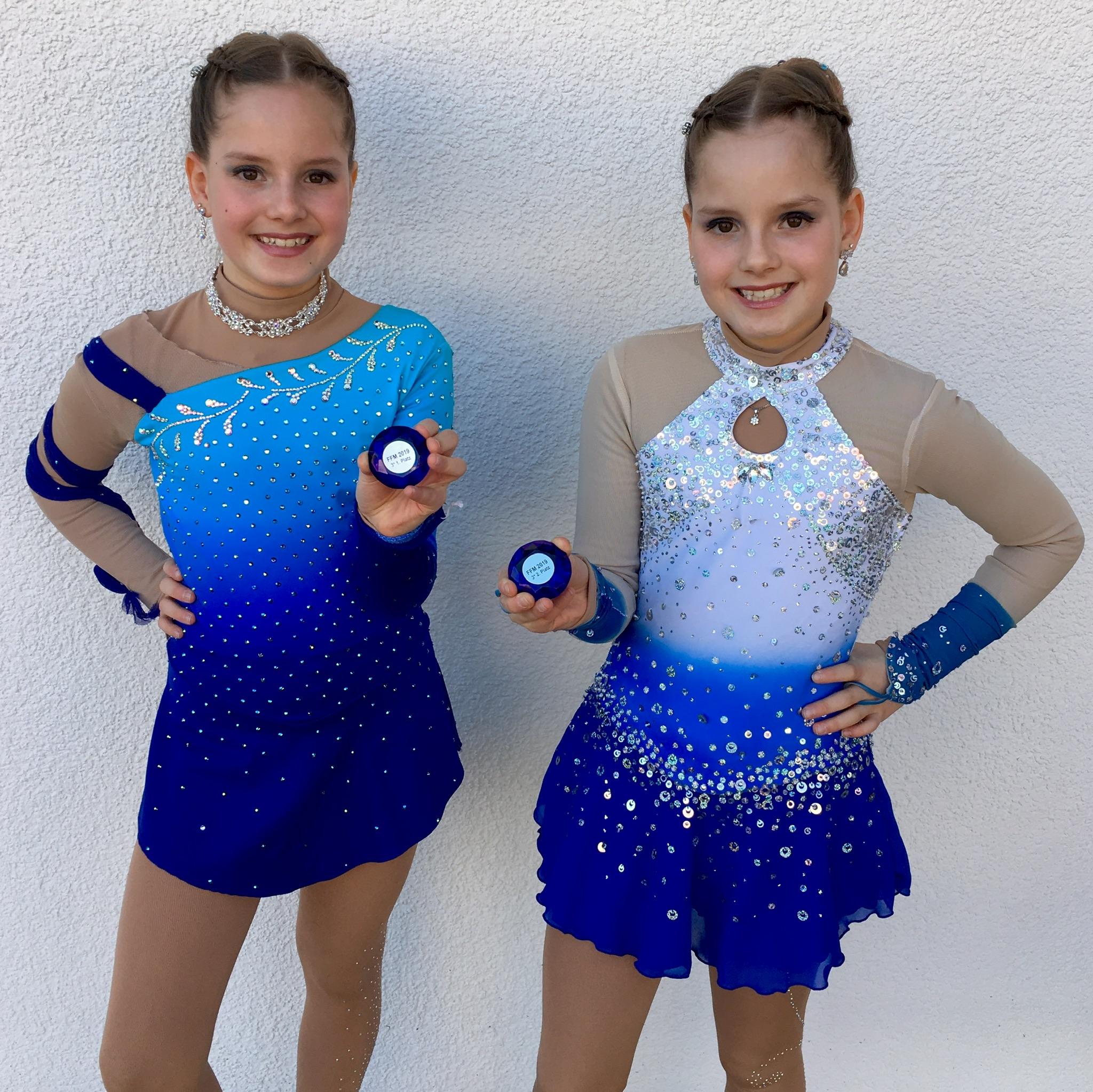 Alessia und Selina