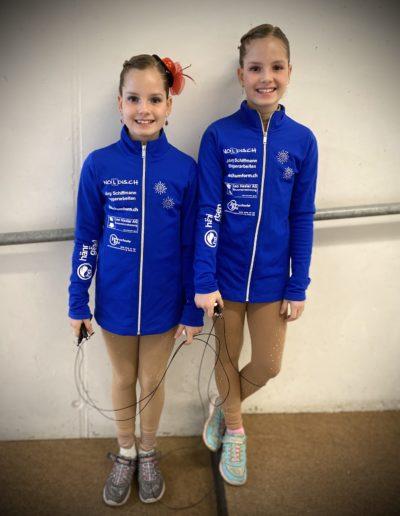 Selina und Alessia